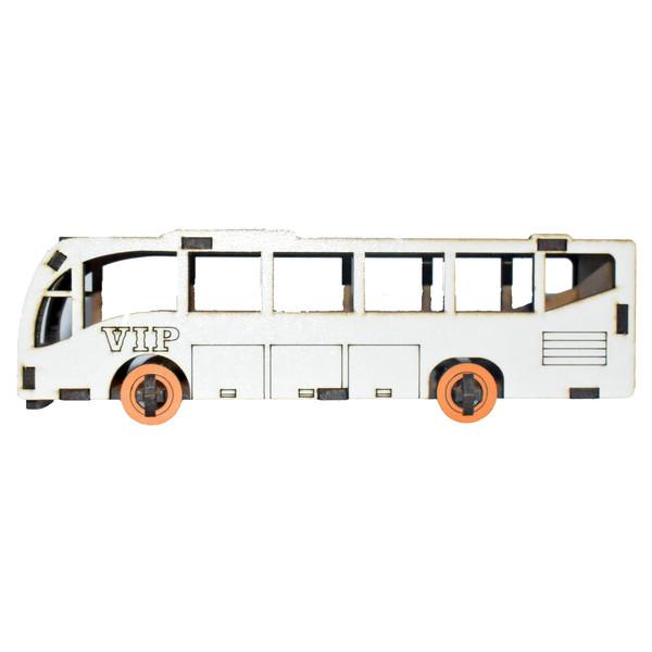 ماکت دکوری طرح ماشین اتوبوس C1