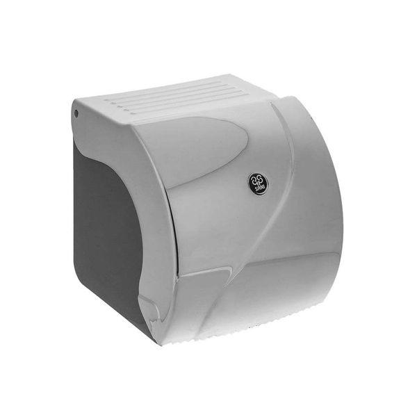 جای دستمال توالت سنی پلاستیک مدل madis2020