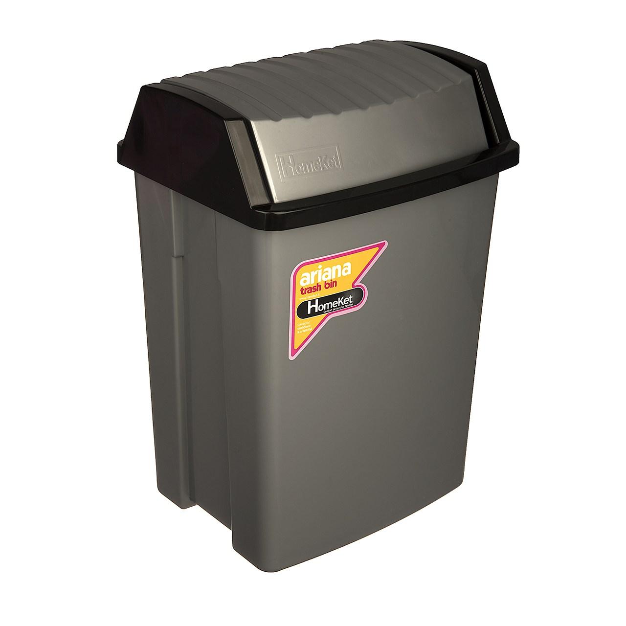 سطل زباله هوم کت مدل Ariana 2802