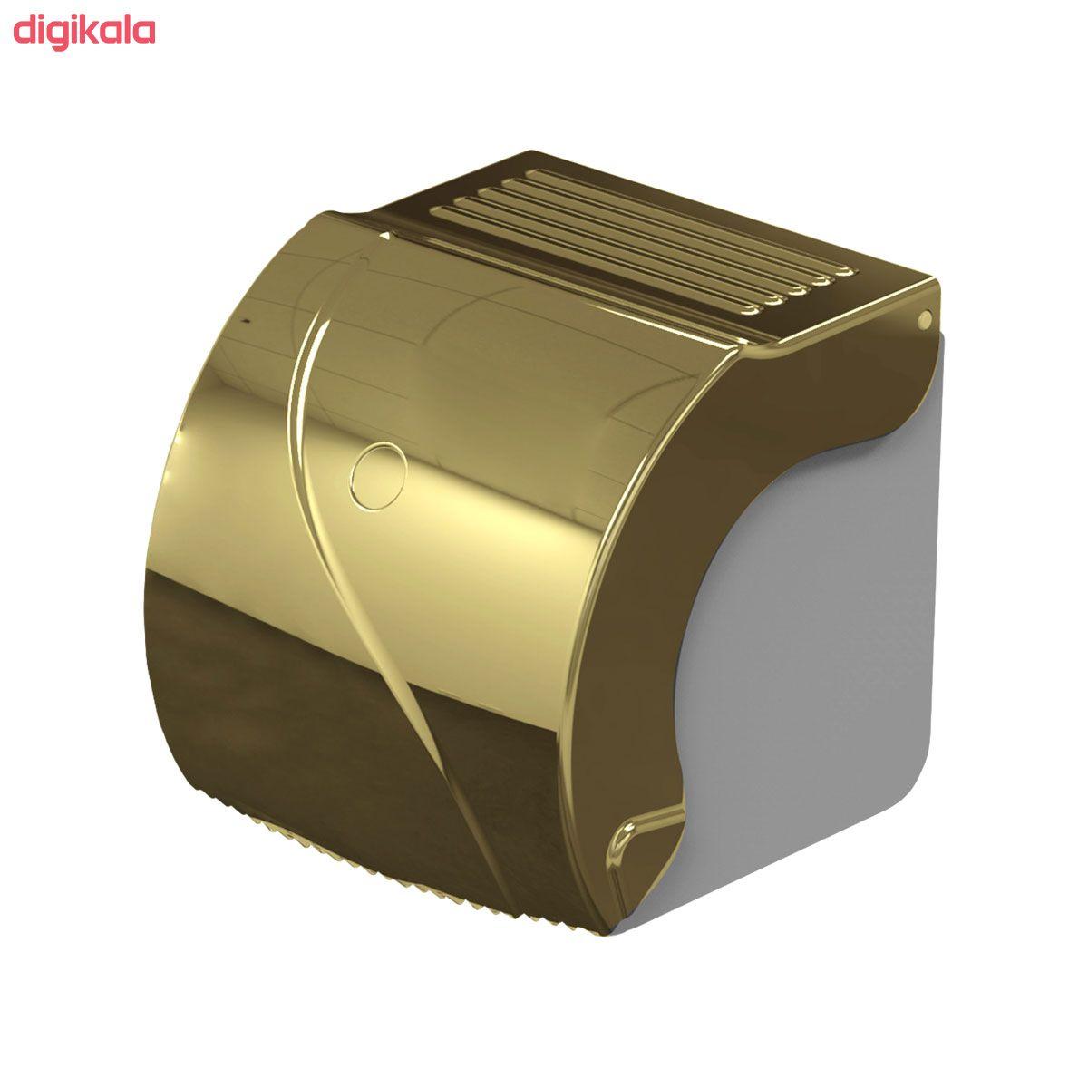 جای دستمال توالت سنی پلاستیک مدل madis2020 main 1 10