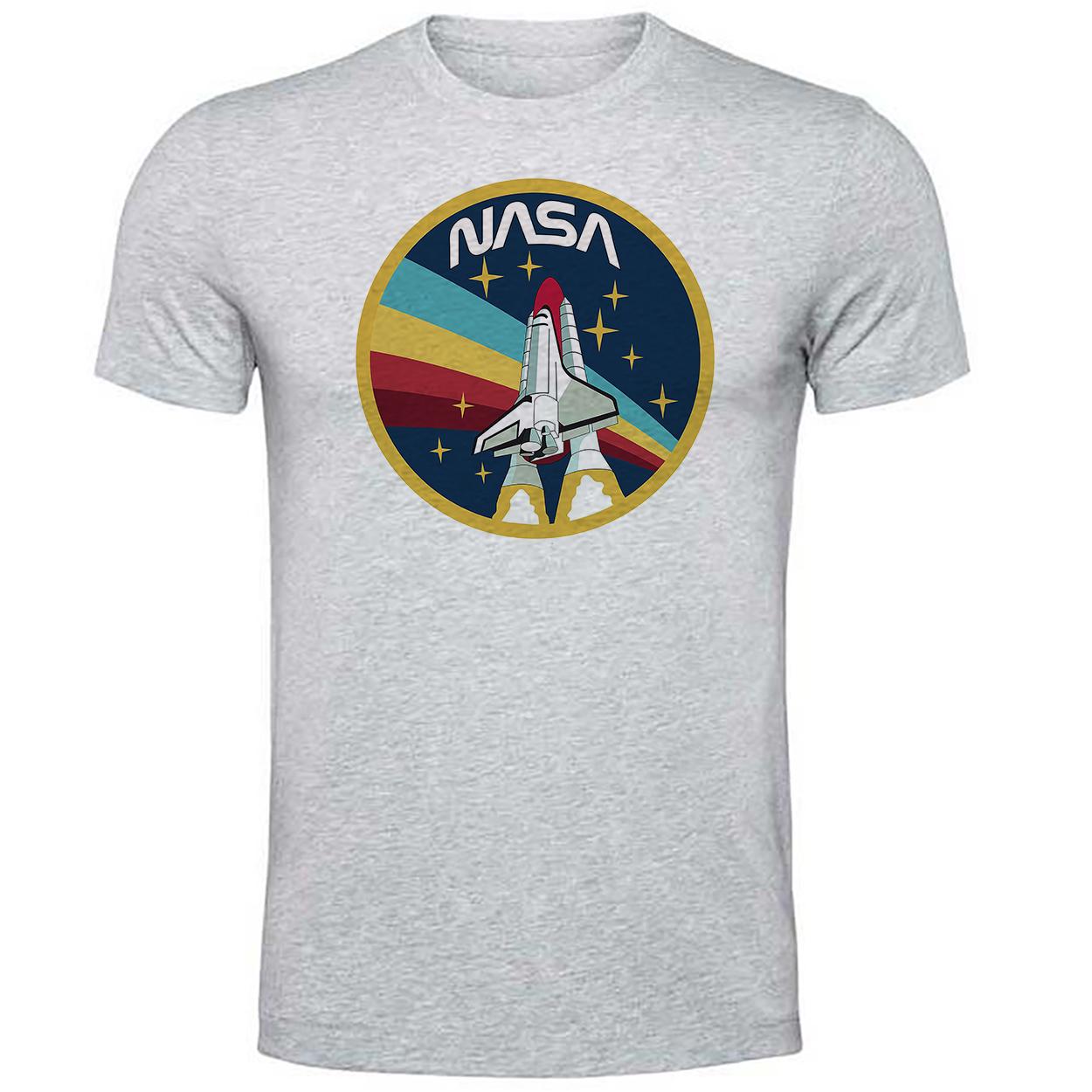 تی شرت مردانه   طرح ناسا   کد na15