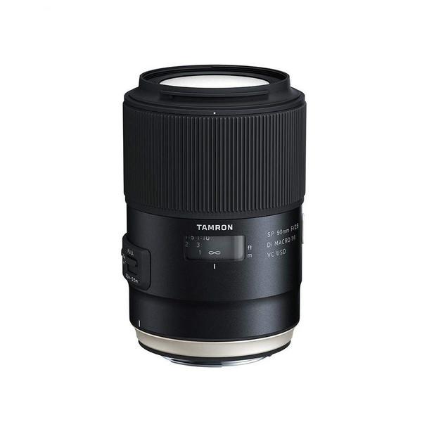لنز تامرون مدل SP 90 mm F:2/8 Di MACRO 1:1 VC USD مناسب برای دوربین کانن
