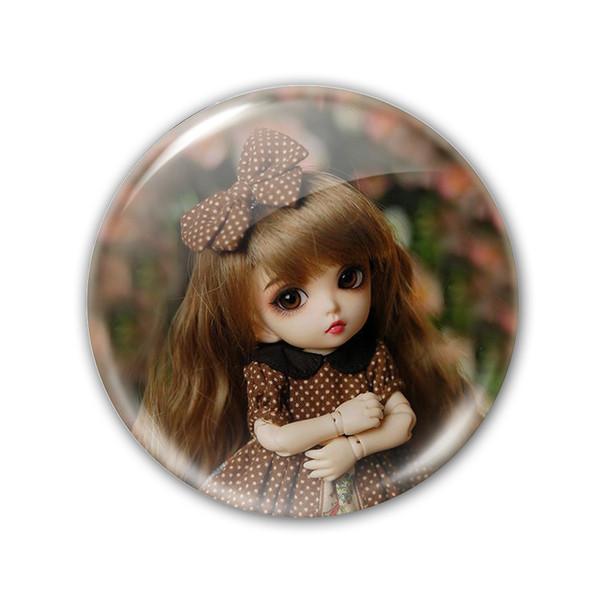 پیکسل طرح عروسک دختر کد 5081