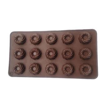قالب شکلات طرح مافین مدلn95