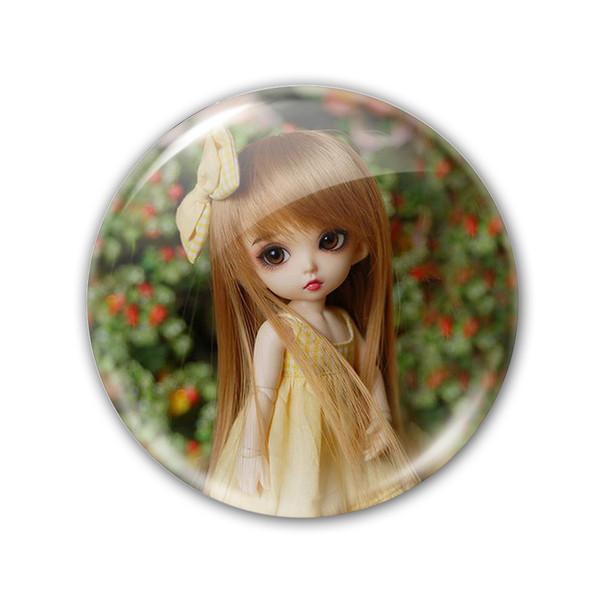 پیکسل طرح عروسک دختر کد 5087