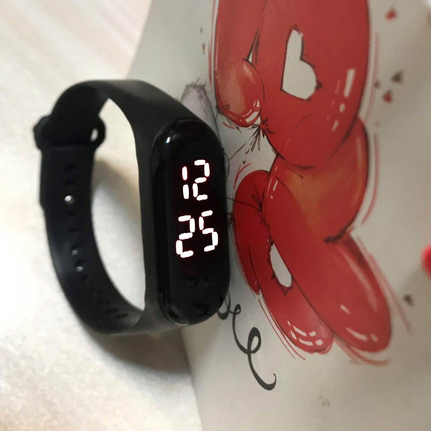 ساعت مچی دیجیتال مدل LE 2303 - ME -  - 3