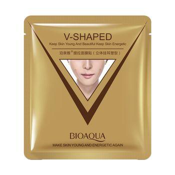 ماسک صورت بایو آکوا مدل V Shaped Lifting وزن 40 گرم