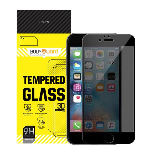 محافظ صفحه نمایش حریم شخصی بادیگارد مدل PIP مناسب برای گوشی موبایل اپل  iPhone 6/6S Plus