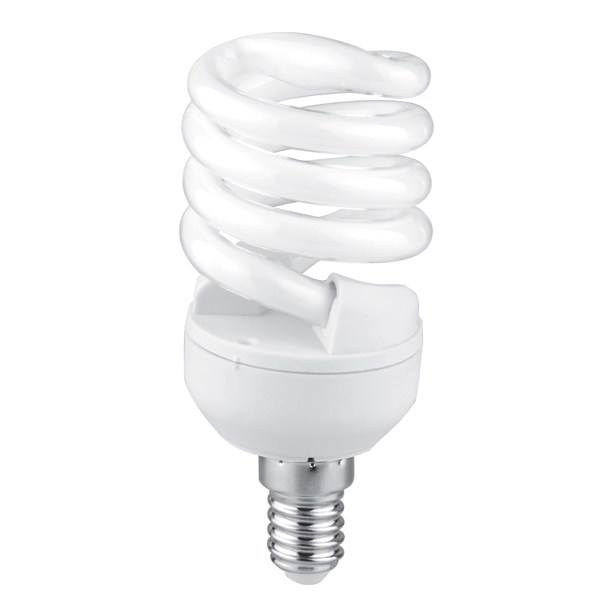 لامپ کم مصرف 15 وات لامپ نور مدل NES پایه E14
