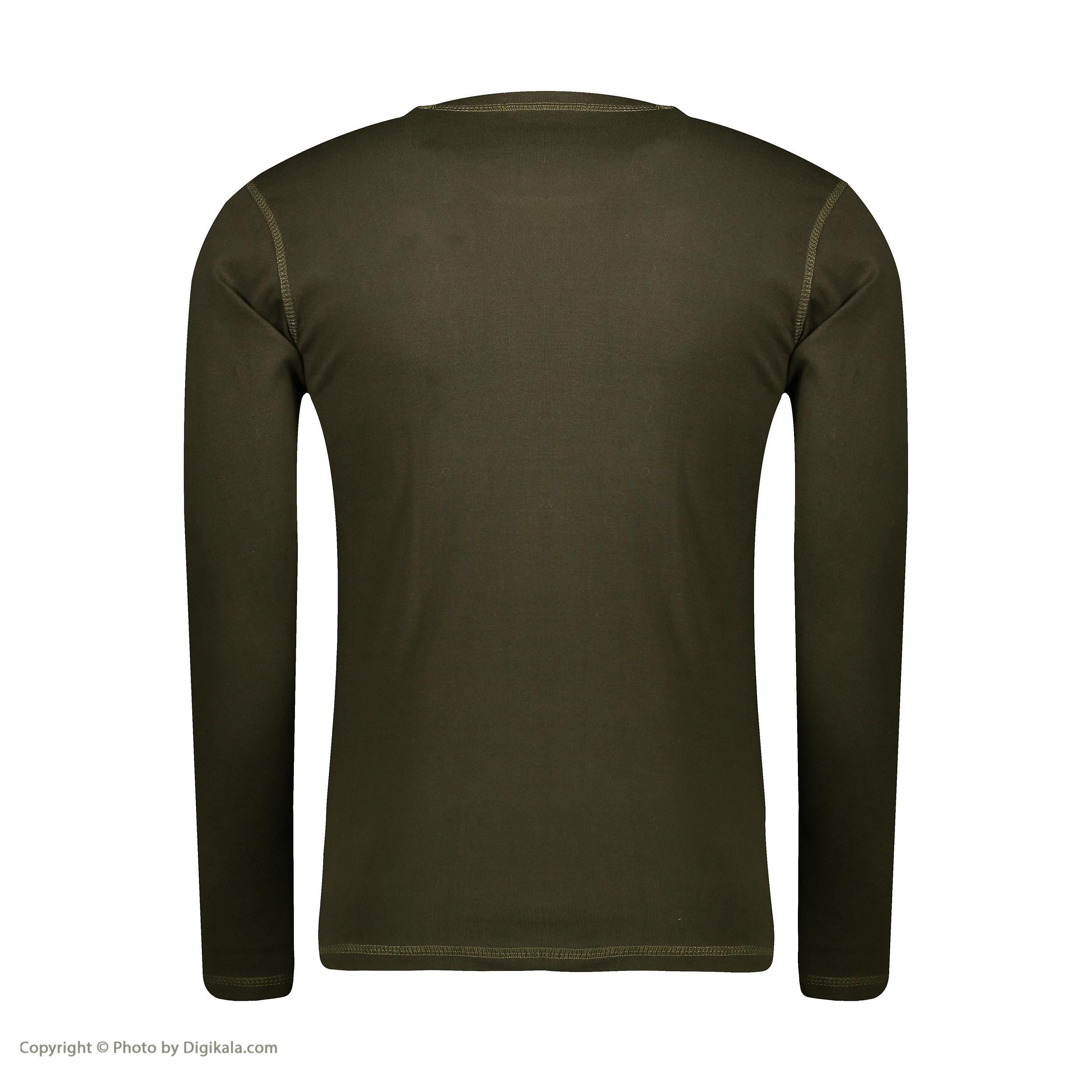 تیشرت آستین بلند مردانه پاتیلوک طرح رئال مادرید کد 330571 main 1 3