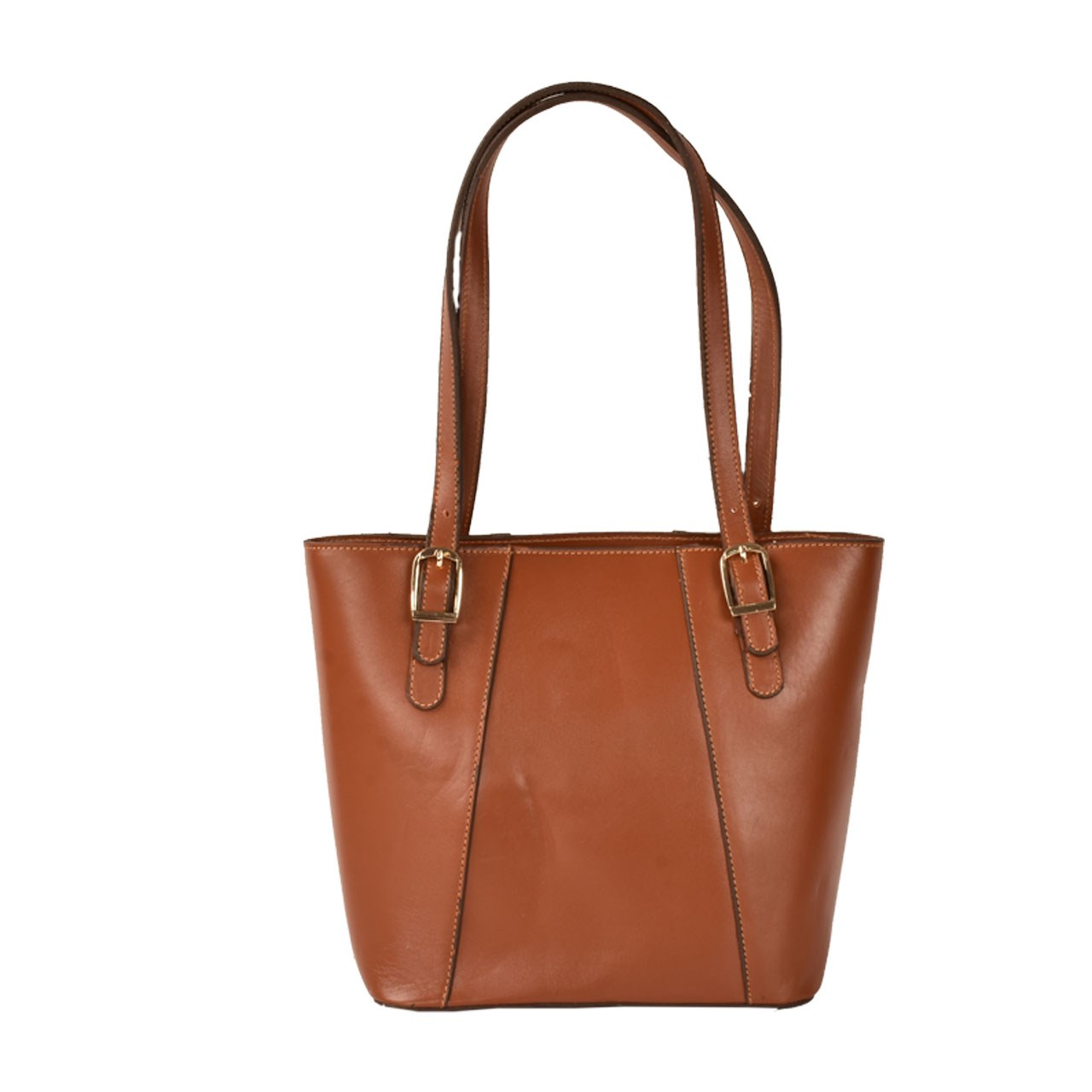 کیف دستی چرم طبیعی کهن چرم مدل V165-1