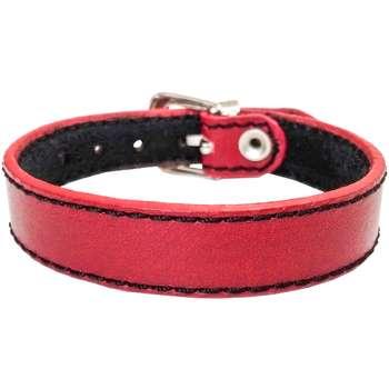 دستبند چرم وارک مدل پرهام کد rb41