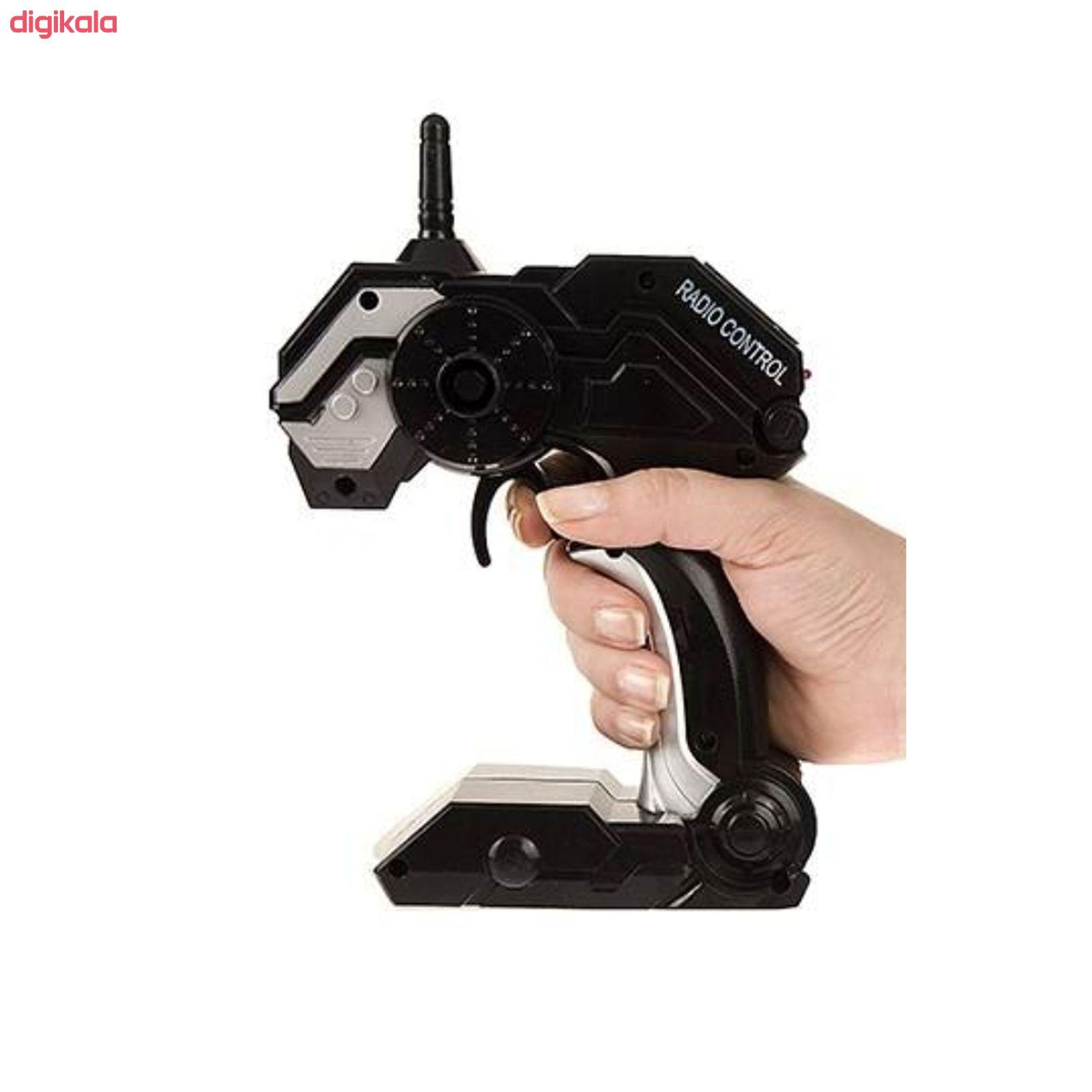 ماشین بازی کنترلی طرح آفرود کد t50000