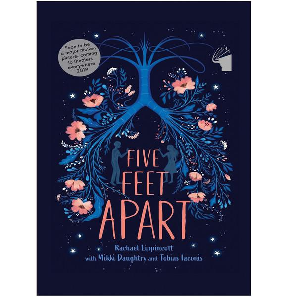 کتاب Five Feet Apart اثر جمعی از نویسندگان انتشارات معیار علم