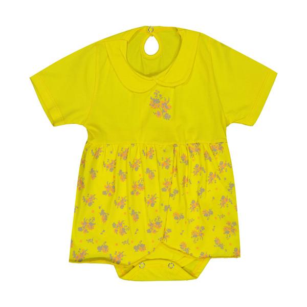 پیراهن نوزادی کد mv25