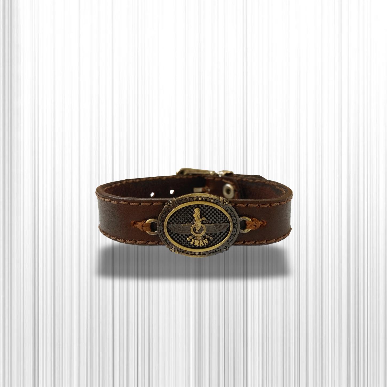 دستبند چرم وارک مدل پرهام کد rb38 main 1 17