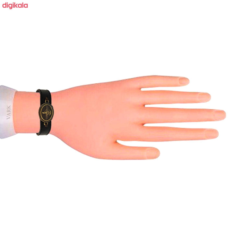 دستبند چرم وارک مدل پرهام کد rb38 main 1 11