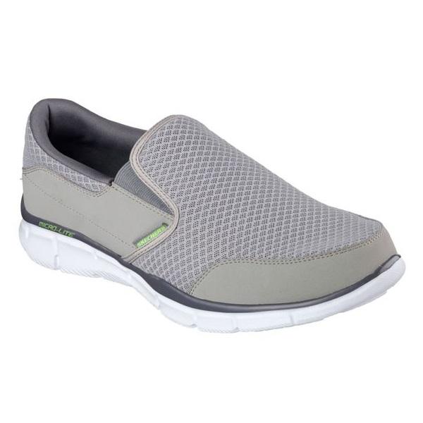 خرید                      کفش  پیاده روی مردانه اسکچرز مدل 51361GRY