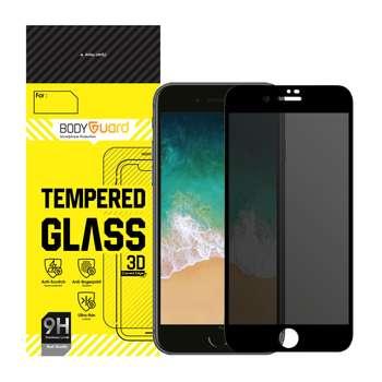 محافظ صفحه نمایش حریم شخصی بادیگارد مدل PIP مناسب برای گوشی موبایل اپل iPhone 8