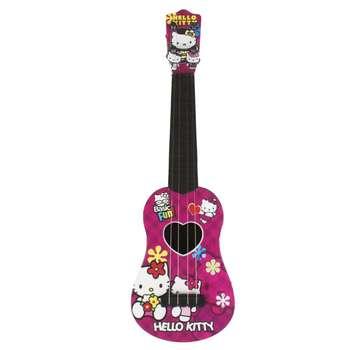 گیتار اسباب بازی مدل S43 طرح Hello Kitty