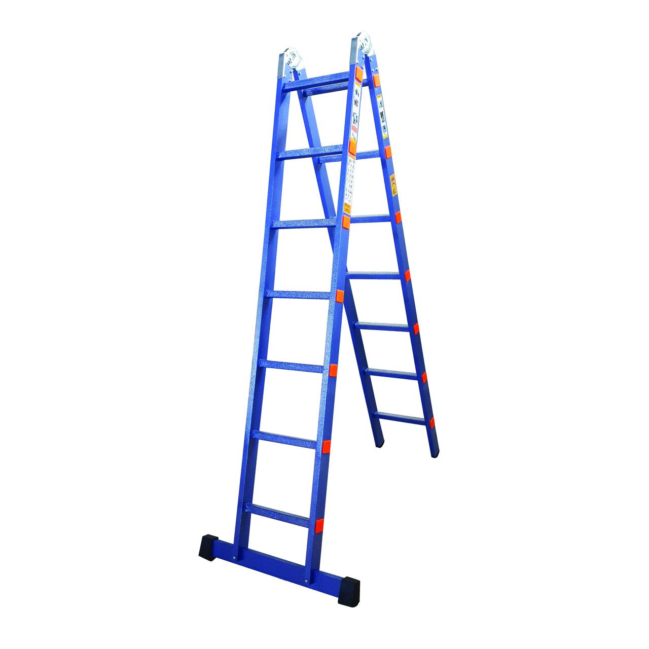 نردبان 14 پله مدل آسانکار As14p