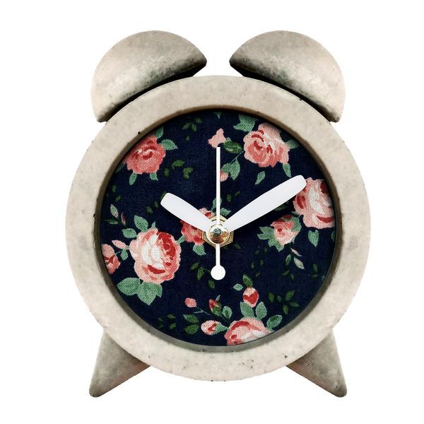 ساعت رومیزی بتنی مدل M-c11