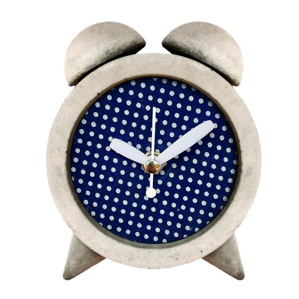 ساعت رومیزی بتنی مدل M-c02