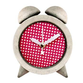 ساعت رومیزی بتنی مدل M-c01