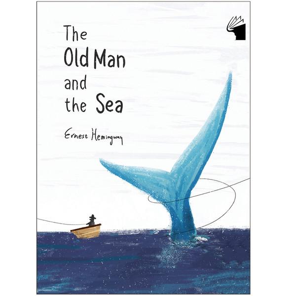 کتاب The Old Man and The Sea اثر Ernest Hemingway انتشارات معیار علم