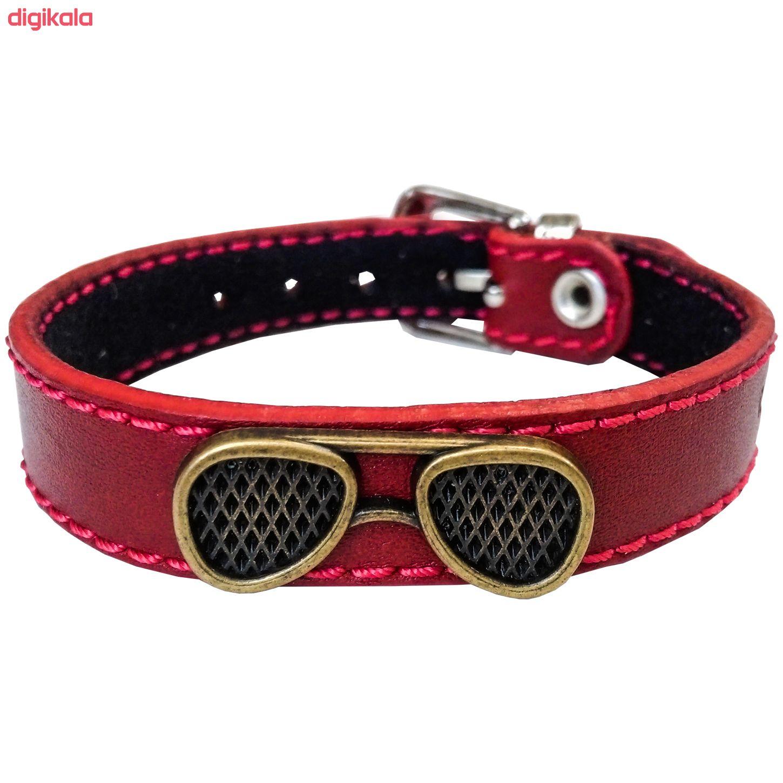 دستبند چرم وارک مدل پرهام کد rb36 main 1 2