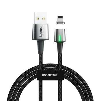کابل تبدیل USB به لایتنینگ باسئوس مدل CALXC-B01 طول 2 متر