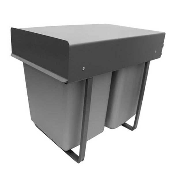 سطل زباله کابینتی مدل کلاسیک گنجایش 50 لیتر