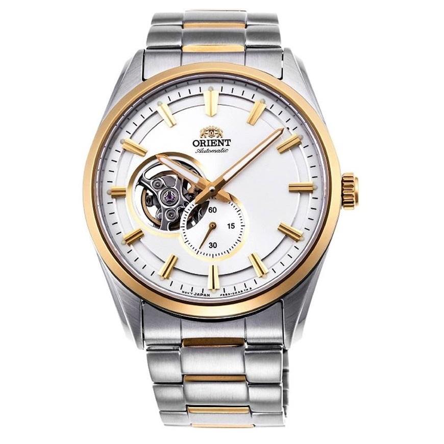 کد تخفیف                                      ساعت مچی عقربه ای مردانه اورینت  کد  RA-AR0001S00C