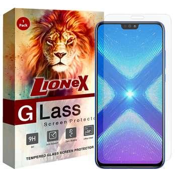 محافظ صفحه نمایش لایونکس مدل UPS مناسب برای گوشی موبایل آنر 8X