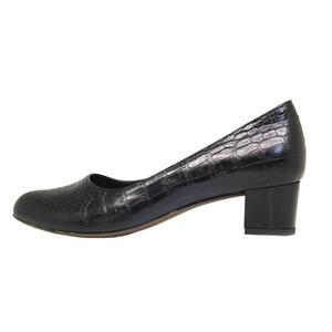 کفش زنانه چرم آرا مدل sh009