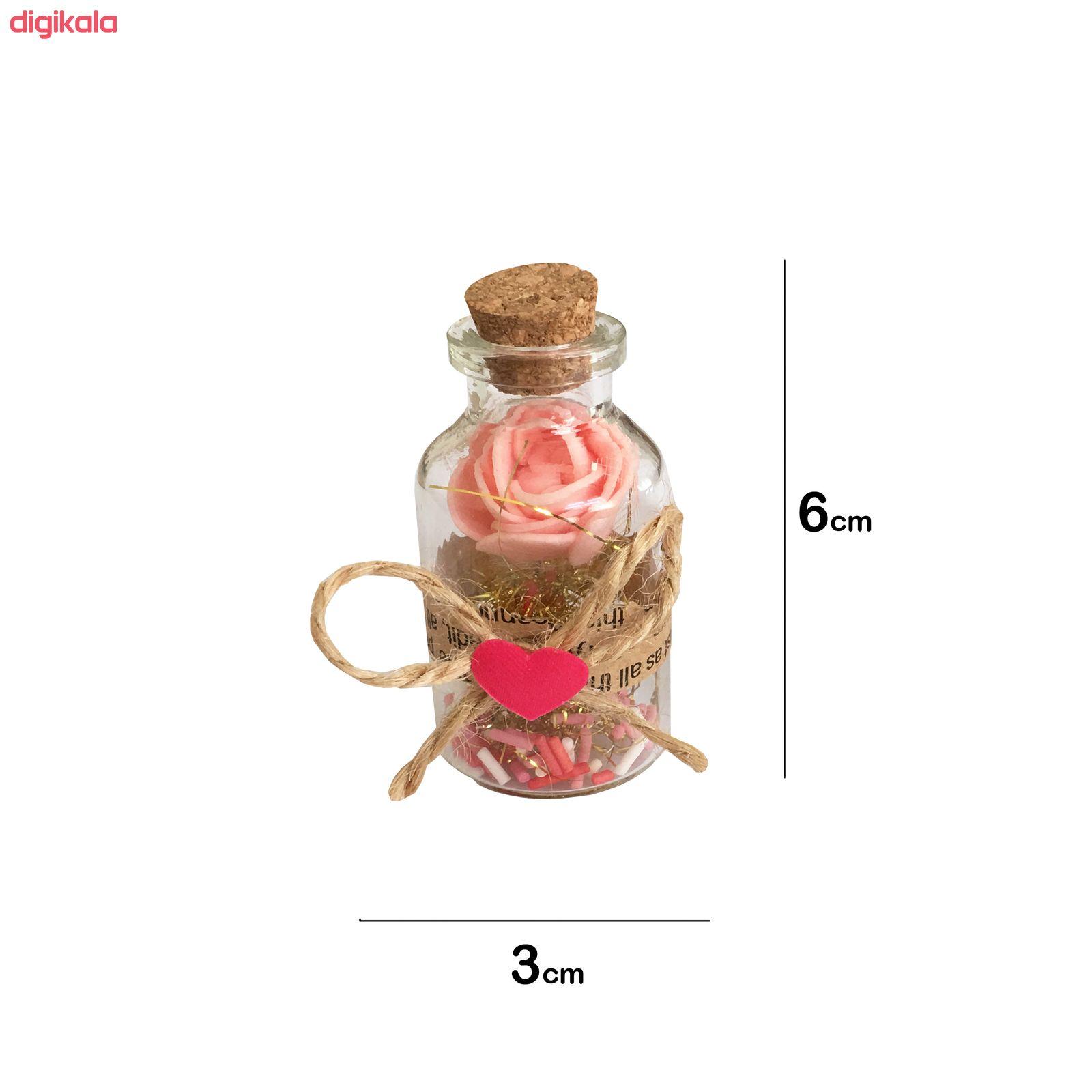 بطری دکوری طرح بطری عشق کد 01 مجموعه 3 عددی main 1 1