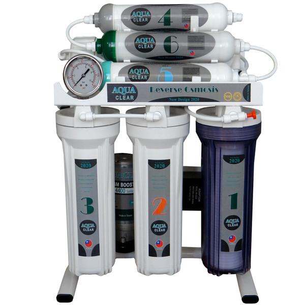 دستگاه تصفیه کننده آب آکوآکلیر مدل NEW DESIGN 2020 - APC7