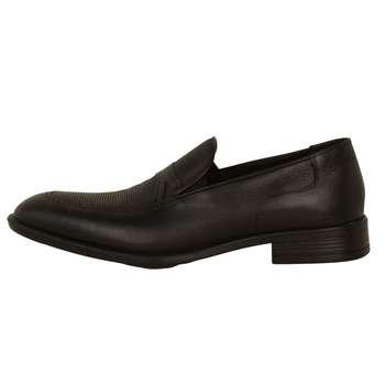 کفش مردانه پارینه چرم مدل sho164
