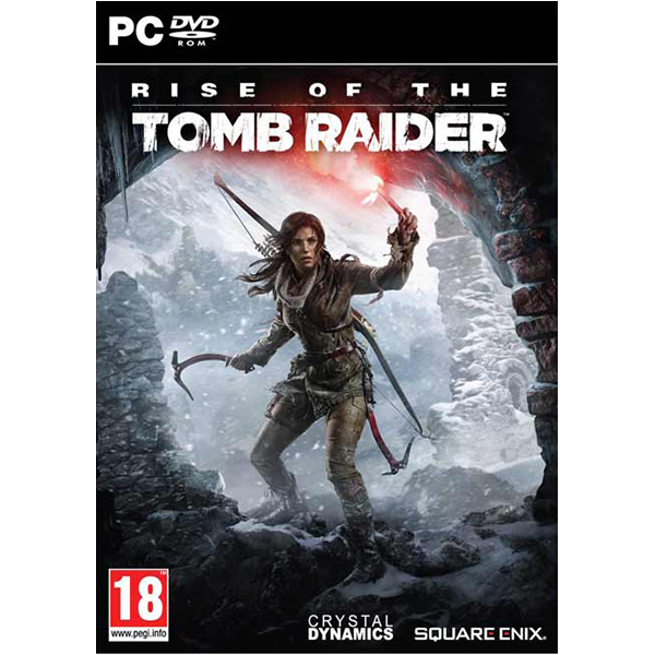 بازی Rise of The Tomb Raider مخصوص PC