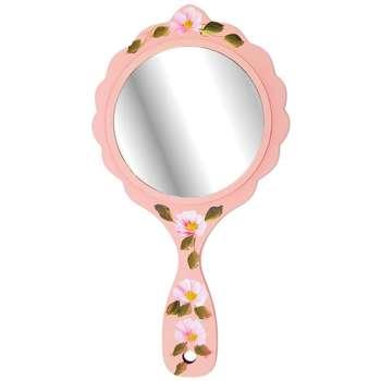 آینه آرایشی مدل شکوفه