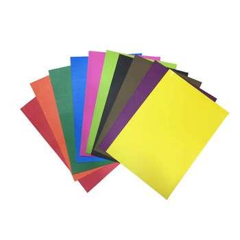 مقوا رنگی کد 40 سایز 24×34 سانتی متر بسته 40 عددی