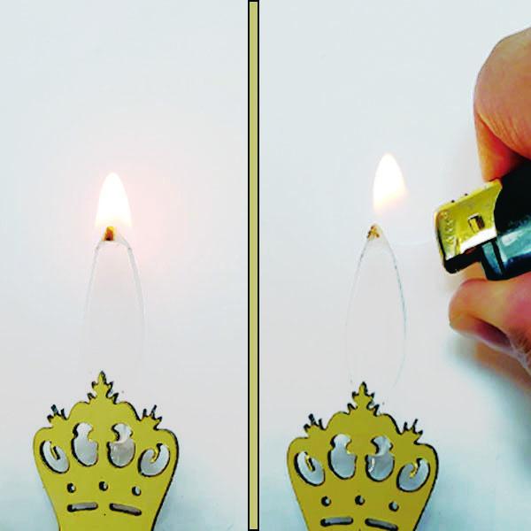 شمع تولد طرح عدد 8 main 1 2