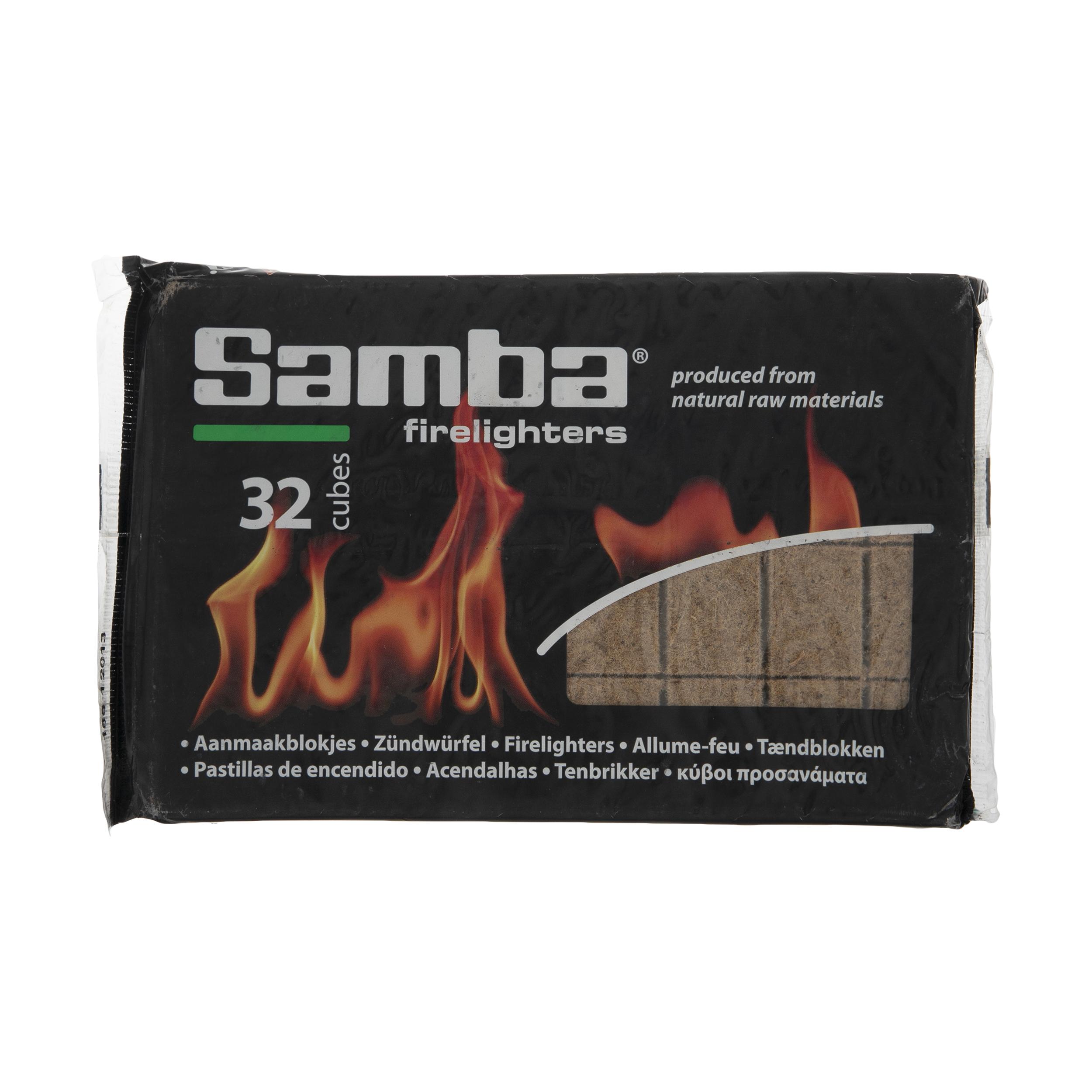 آتش زنه سمبا کد 007 بسته 32 عددی