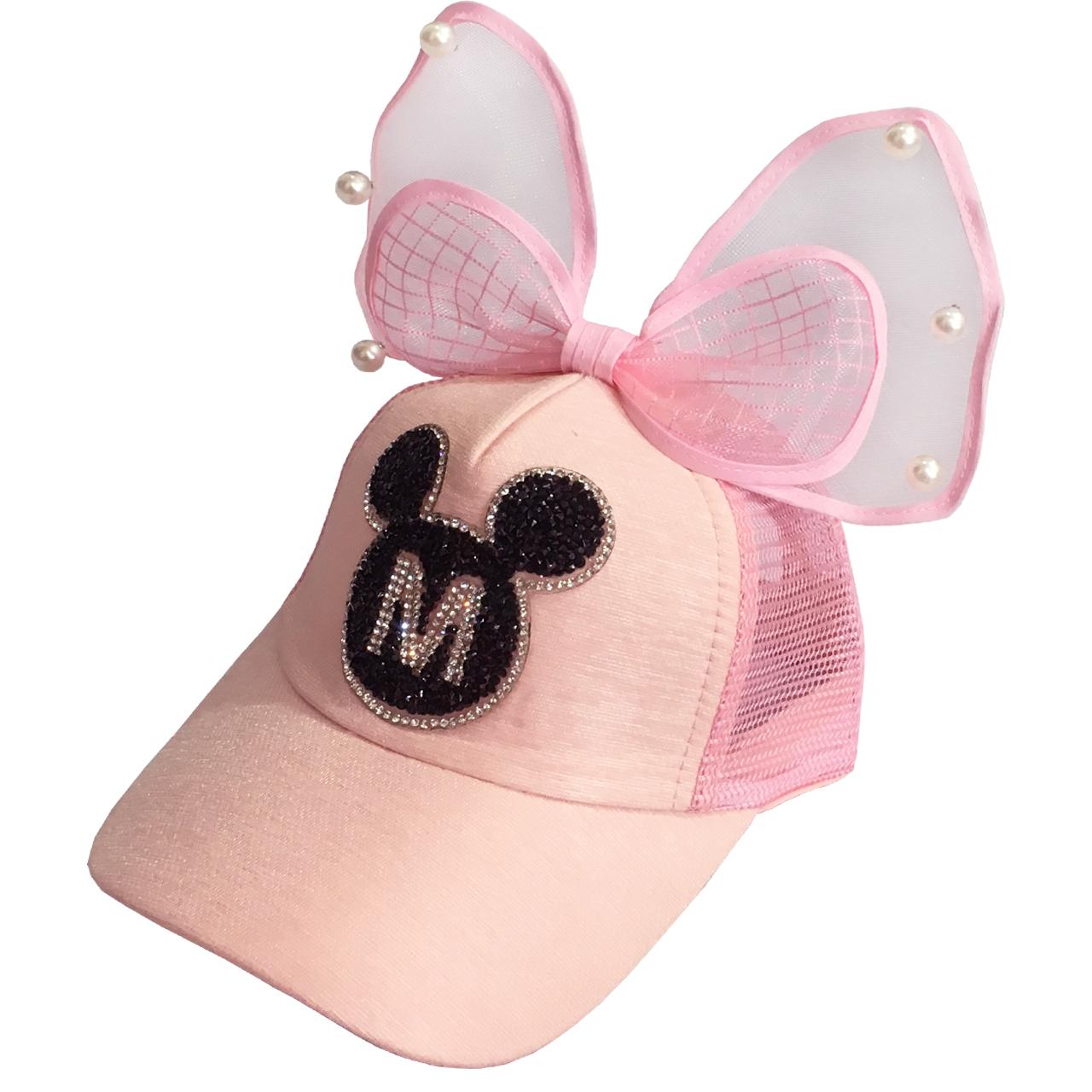 کلاه کپ دخترانه کد 0105