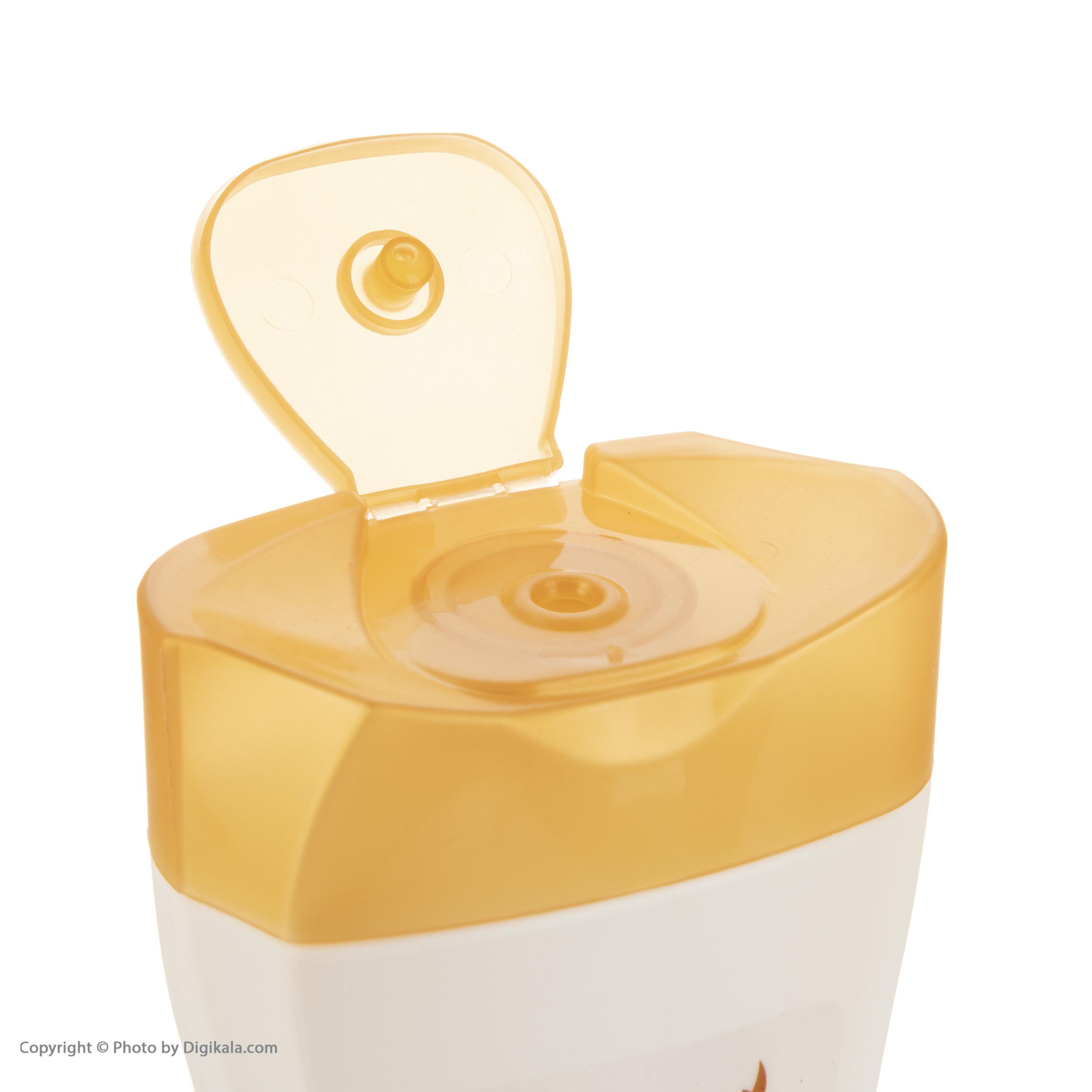 شامپو مو مارتیا مدل عسل و تخم مرغ حجم 600 میلی لیتر