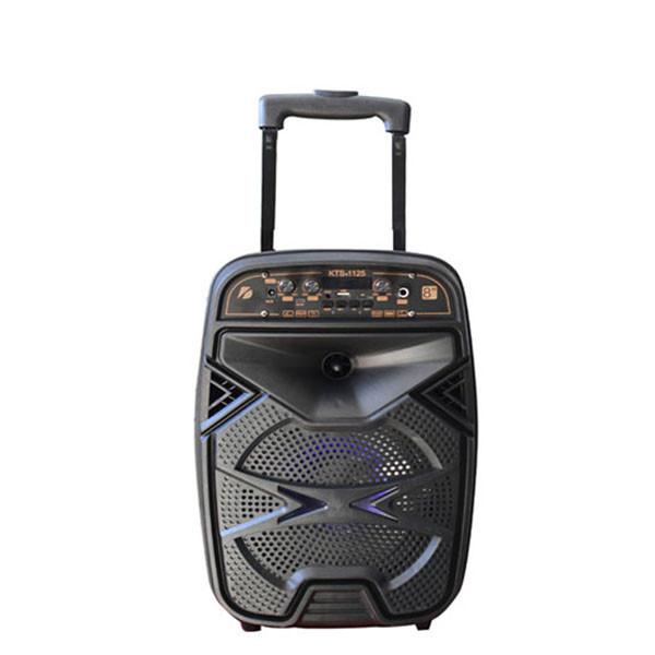 اسپیکر بلوتوثی قابل حمل کی تی اس مدل kts-1125