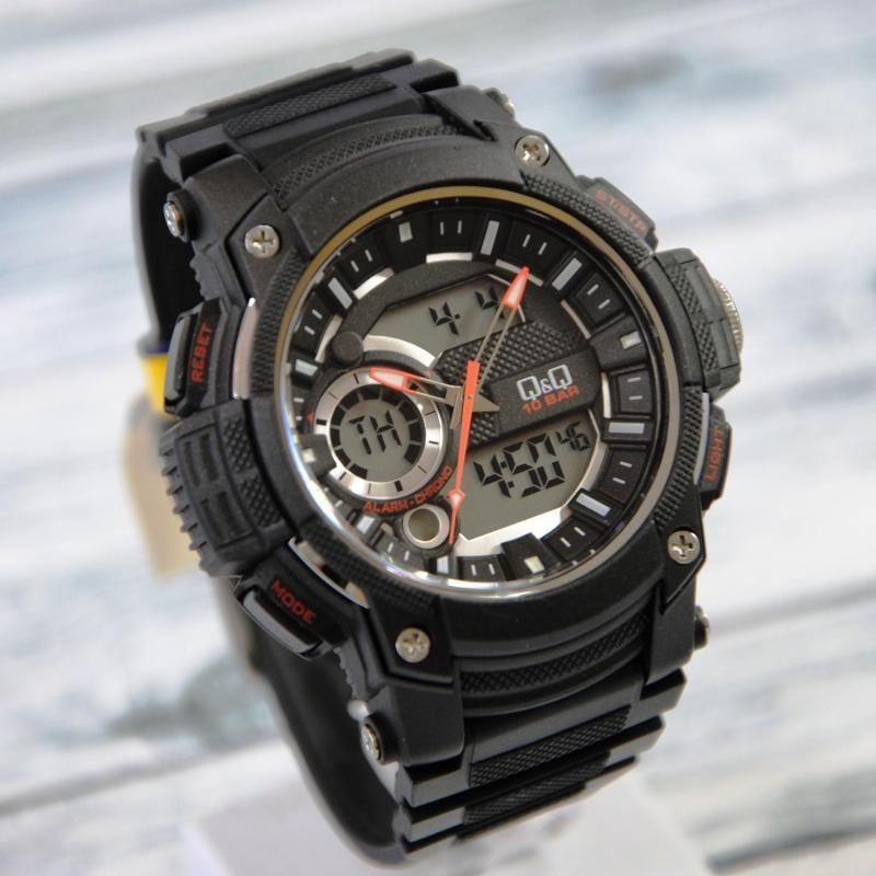 ساعت مچی دیجیتال مردانه کیو اند کیو مدل  Gw90J002             قیمت