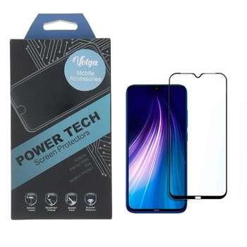 محافظ صفحه نمایش ولگا مدل CER-Powertech مناسب برای گوشی موبایل شیائومی Redmi Note 8