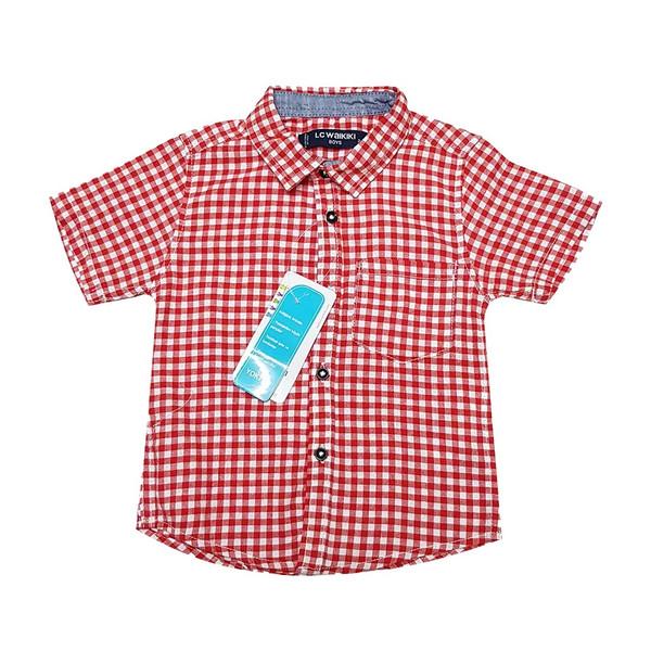 پیراهن پسرانه ال سی وایکیکی کد 01