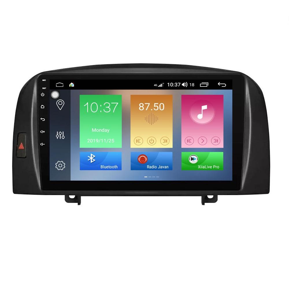 خرید اینترنتی پخش کننده خودرو ووکس مدل NFC500Pro اورجینال